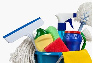 掃除用具置き場から漂う悪臭